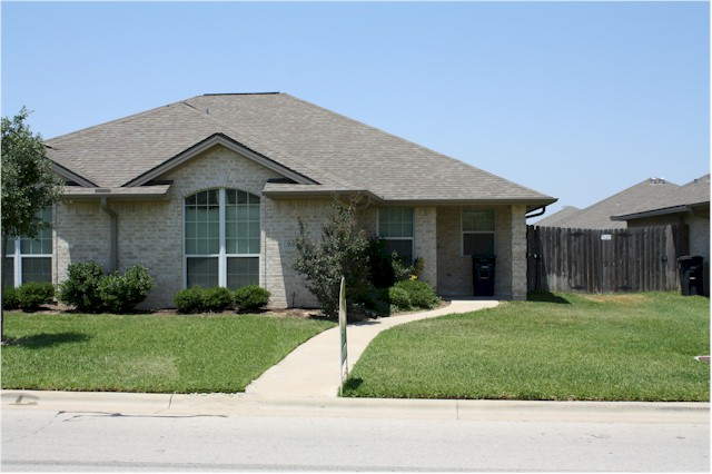 duplex for rent in college station texas 907 crepe myrtle sun